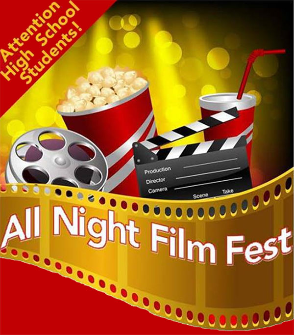 Annual All Night Film Festival