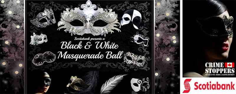 Black & White Masquerade Ball