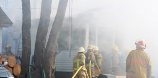 Rupert Acres Mobile Home Fire