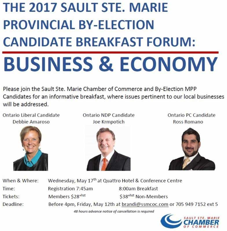 ssmcoc byelection candidate breakfast