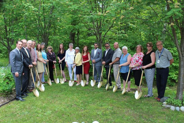 ARCH Hospice Breaks Ground