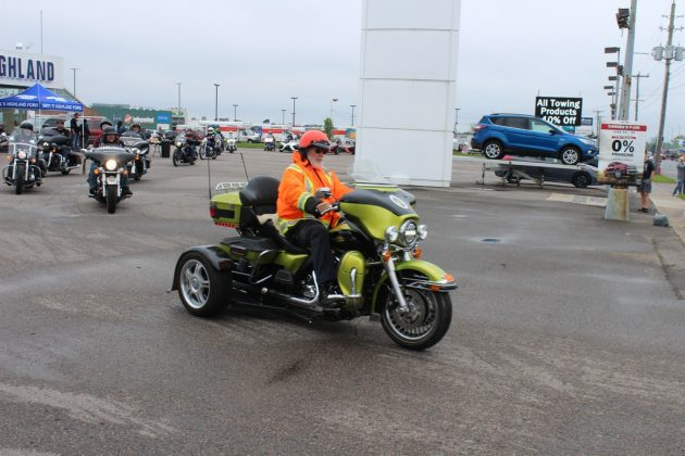 Ride for Autism 2017