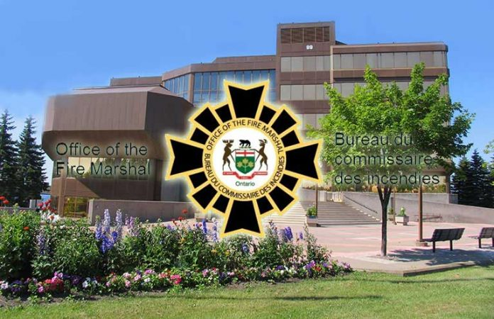 Sault Ste. Marie - Fire Marshal