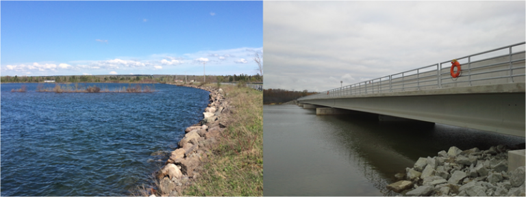 before-after sugar island crossing