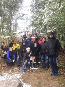 Dryland Training - Skiers and Snowshoers