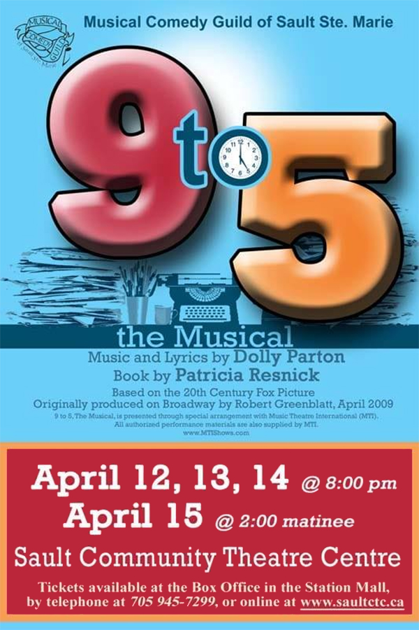 "Dolly Parton's ""9 to 5"" The Musical"