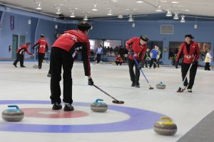 Special Olympics - Curling