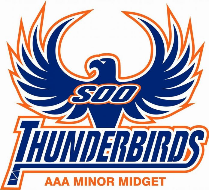 Highland Ford Soo Thunderbirds AAA Minor Midget‎Northern Ontario minor midget championship
