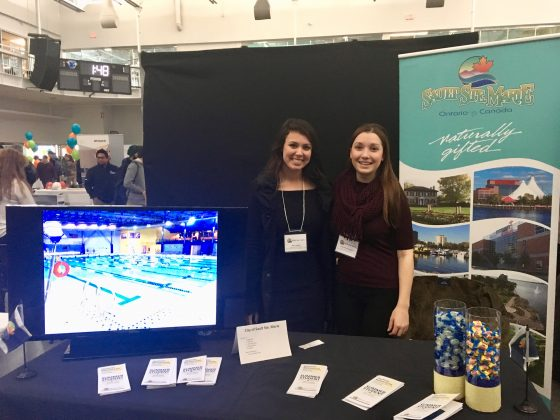Emily and Alex from City of Sault Ste. Marie HR Department