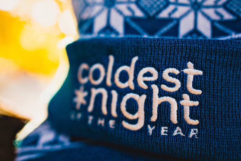 Coldest Night of the Year ~ Feb. 23