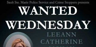 Wanted Wednesday Leeann McKay