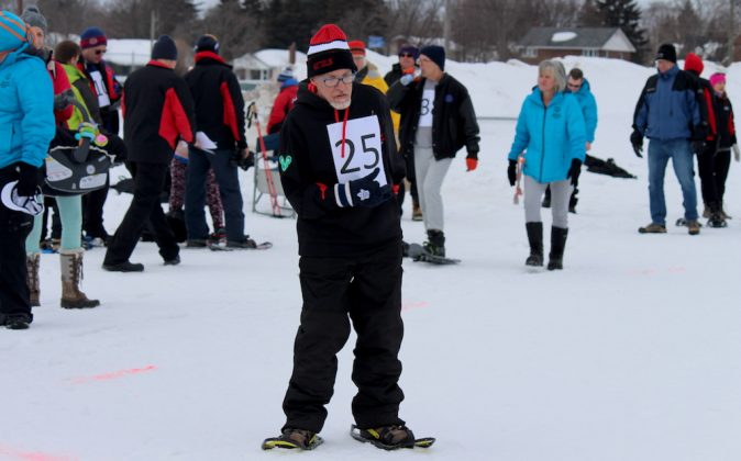 Special Olympians