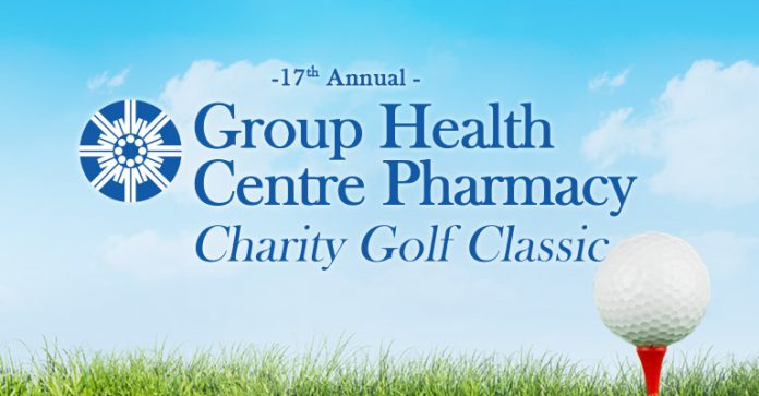 Group Health Charity Golf Classic 17th