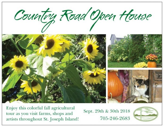 Country Road Open House