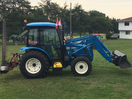 Prince Township Tractor Cruise