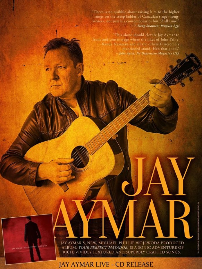 Jay Aymar & band CD Release Live at the Tech Theatre