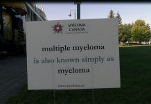 Myeloma March
