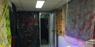 SSAR Haunted Maze