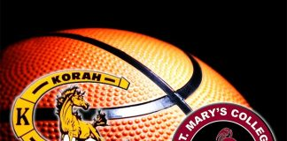 Basketball Korah & St. Mary's