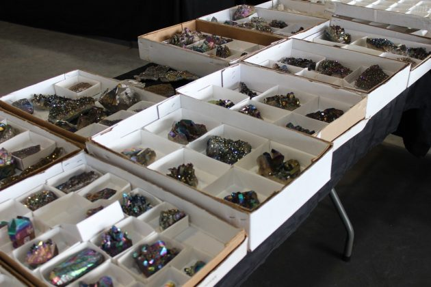 Gem and Mineral Show
