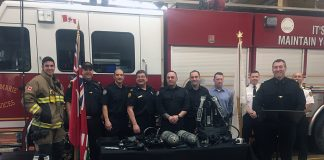 SSM Fire Services SCBA