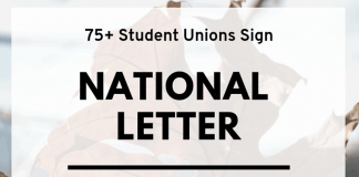 Students National Letter