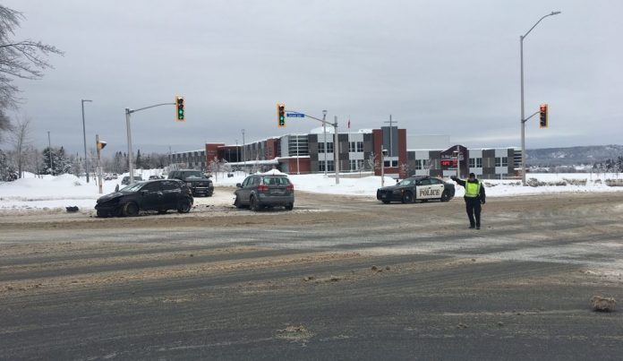 St. Mary's College Accident