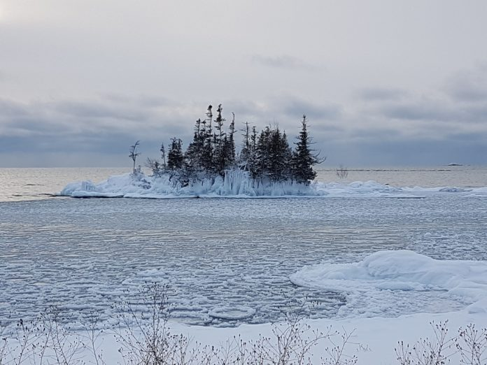 Lake Superior Winter
