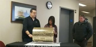 Crime Stoppers Trip of the Month Draw