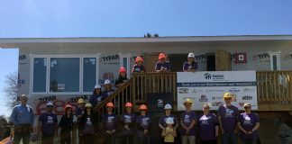 Habitat For Humanity Women's Build
