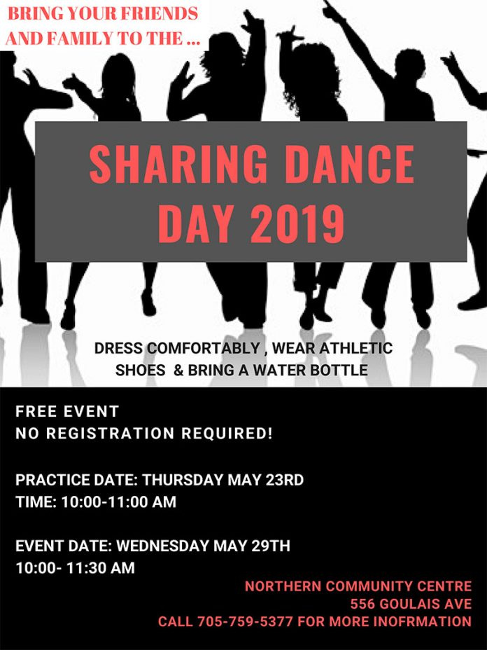 Sharing Dance Day 2019