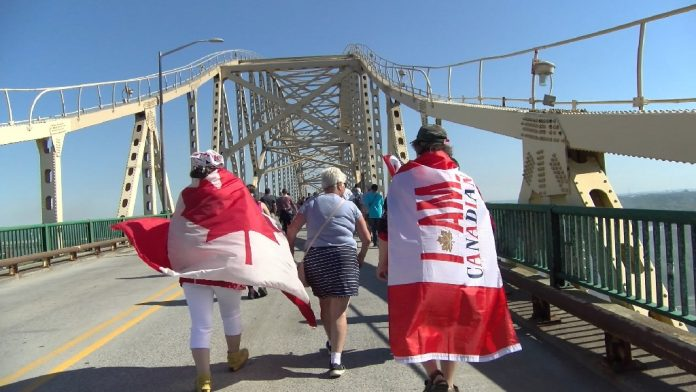 International Bridge Walk