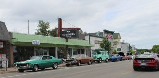 St. Ignace Car Show Weekend