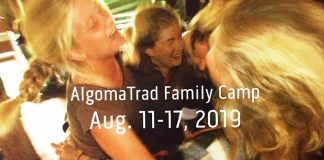 AlgomaTrad Family Camp 2019