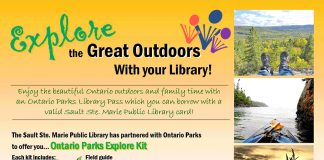 Ontario Parks Pass Flyer