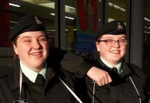 2310 Army Cadets