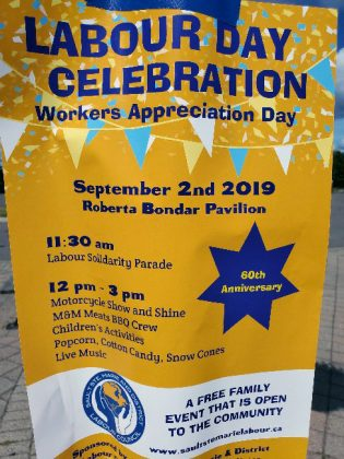 Labour Day Event