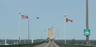 International Bridge Sault Ste. Marie
