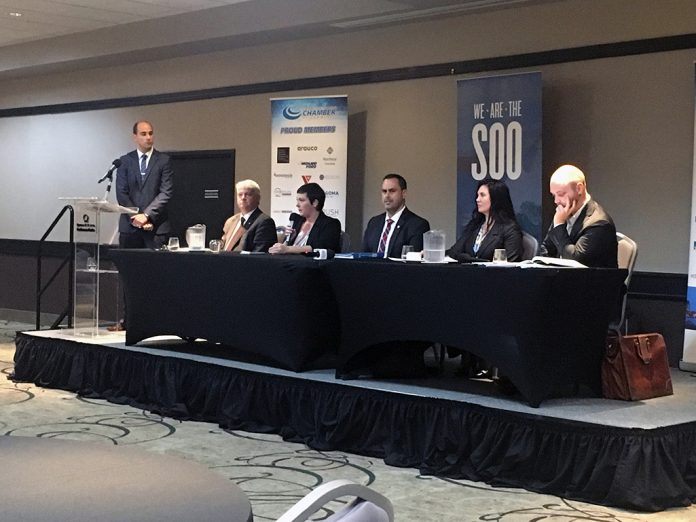 Sault Ste. Marie Chamber of Commerce All-Candidates Breakfast 2019.FI
