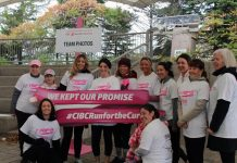 CIBC Run for The Cure 2019