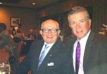 Dr. Brian Thicke and son Alan Thicke