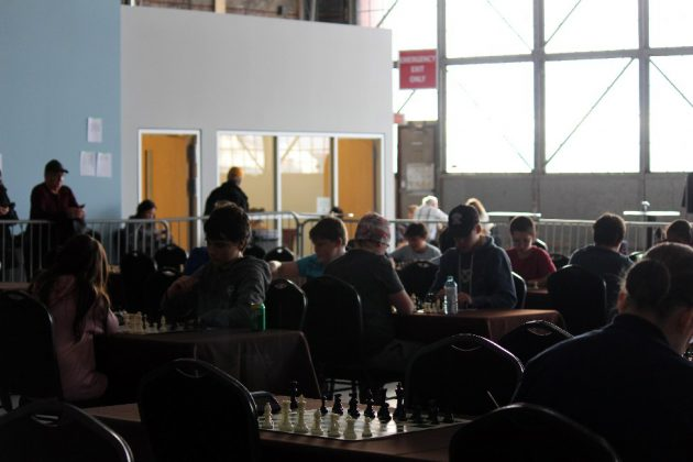 Battle of the Minds Chess Tournament