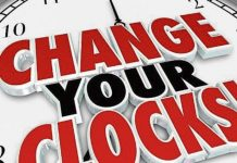 change clocks
