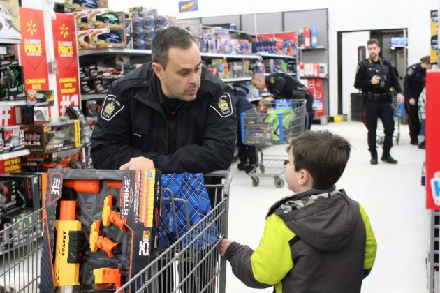 Cops and Kids 2019