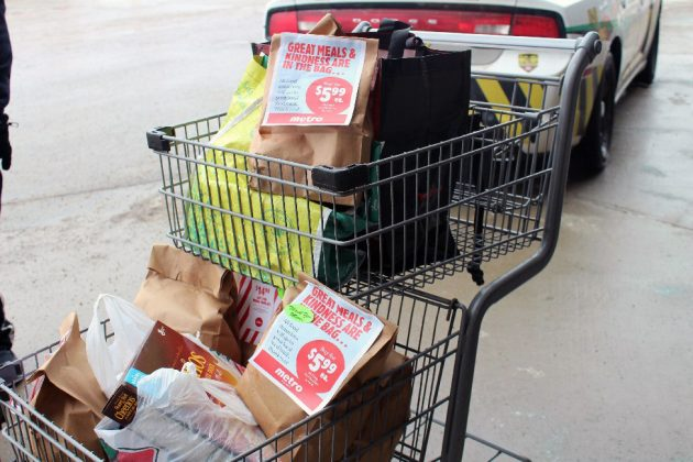 KC UW Food Drive