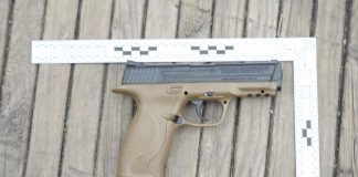 Airsoft Replica Handgun