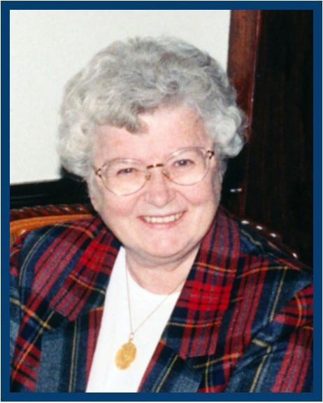 Sister Shirley Grexton (Sister M. Germaine)