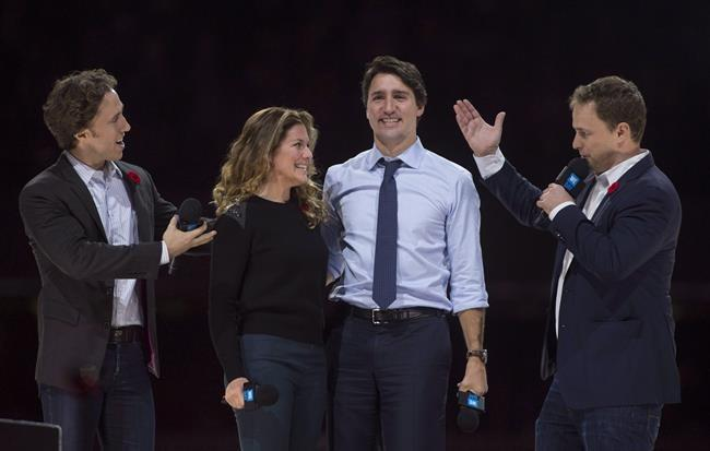 Justin Trudeau WE Charity
