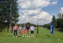 RBC Scramble Golf Tournament
