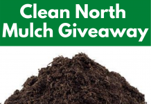 Clean North Mulch Giveaway Aug 29 2020
